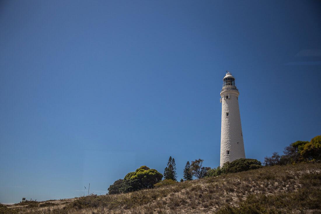 Leuchtturm Rottnest Island