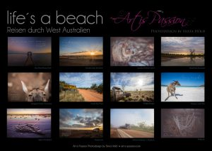 Australien Kalender 2020 Art is Passion Photodesign by Silva Höld