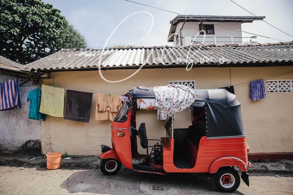 Colombo – Alleine auf Weltreise