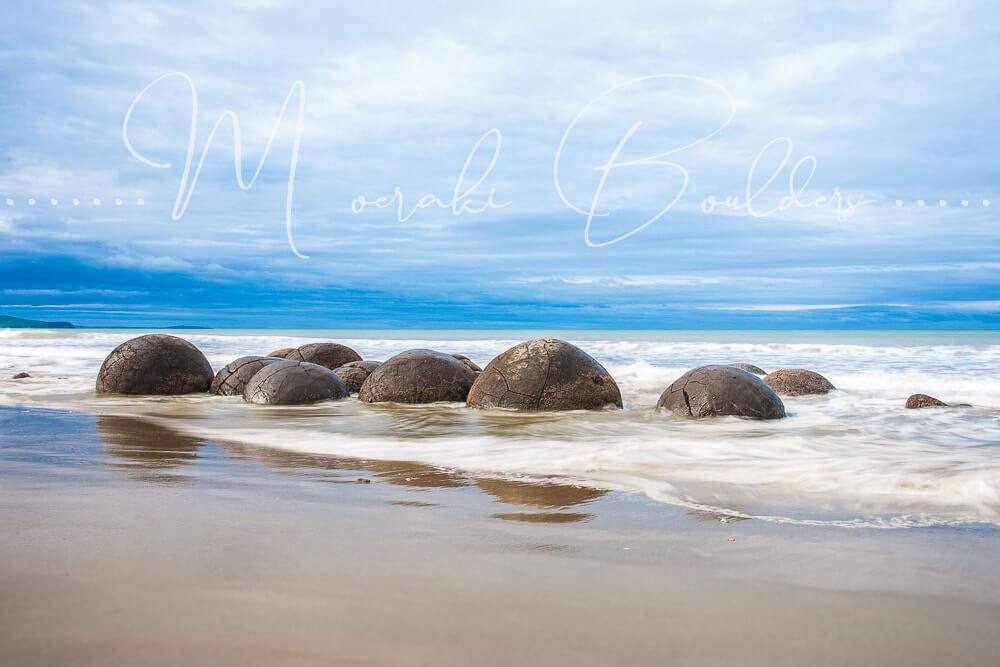 Moeraki Boulders – Die Steine von Neuseeland