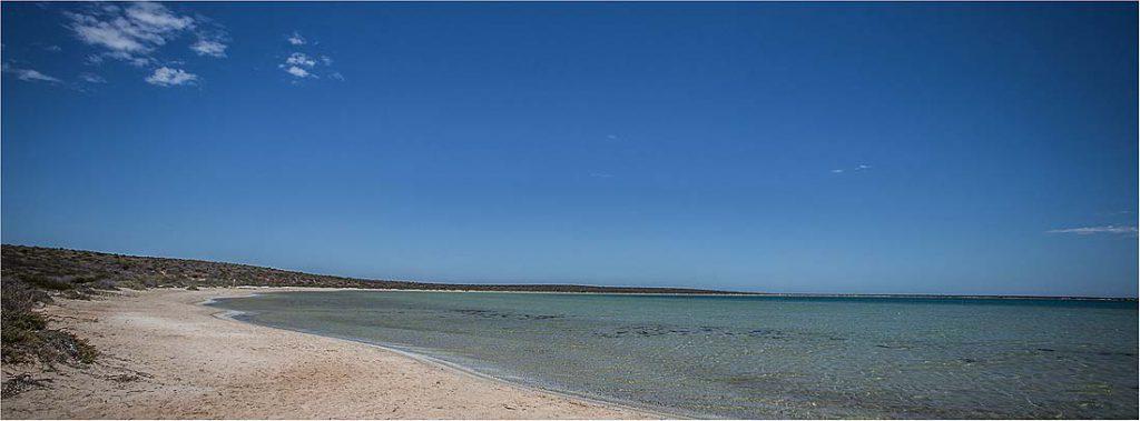 Little Lagoon in Denham Australien