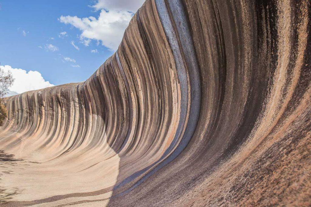 Wave Rock Australien