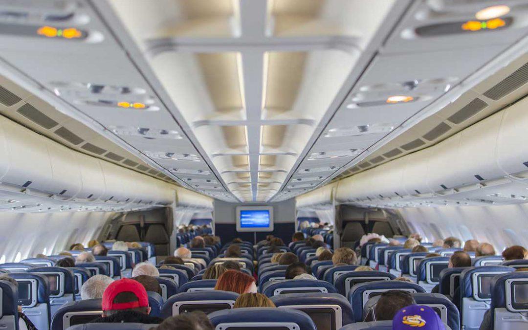 Kann man sich im Flugzeug mit Corona  anstecken?