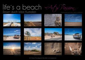 Kalender 20212 Australien
