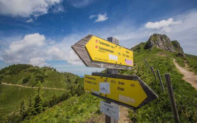 Wanderung vom Taubenstein auf die Rotwand