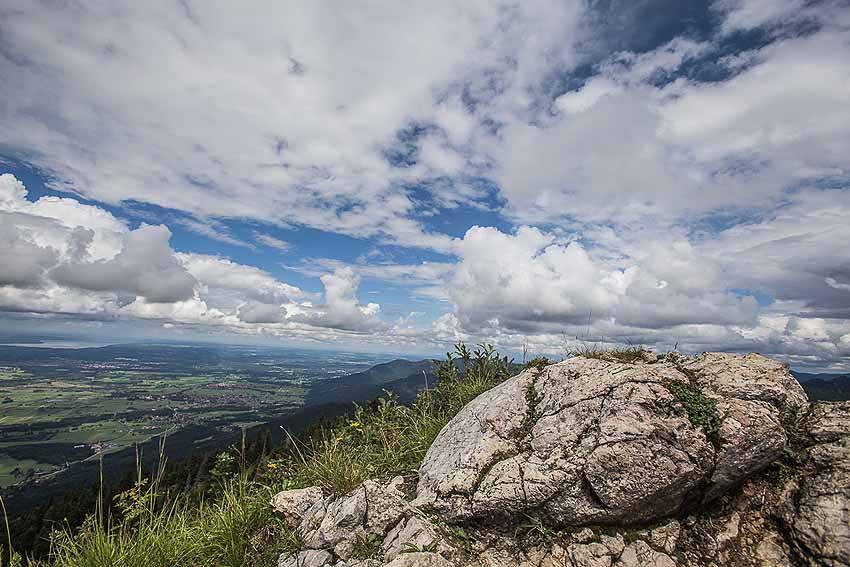 Rabenkopf Gipfel